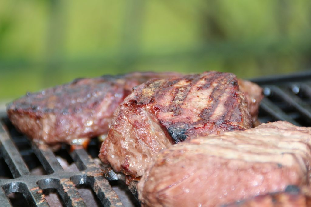 carne de cerdo precio / Carnicerías