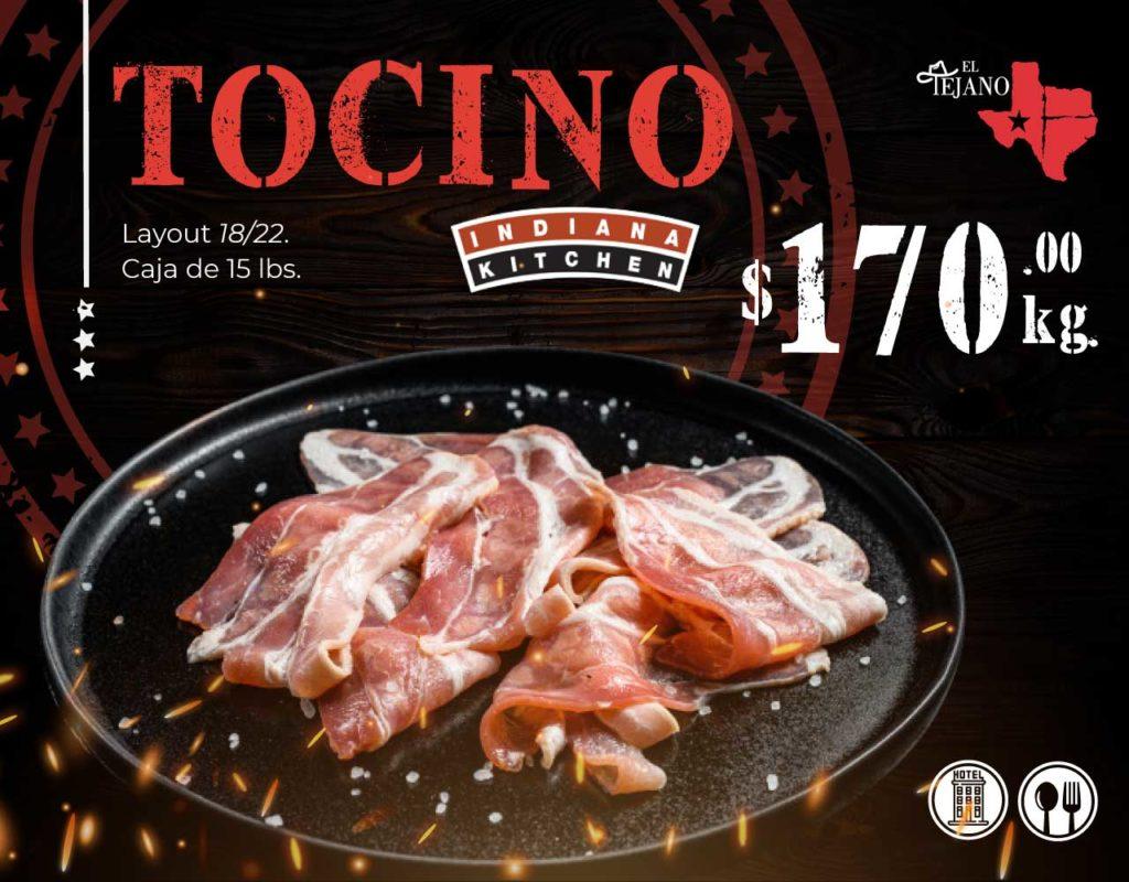 Promoción Tocino Indiana Kitchen